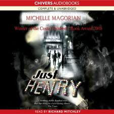 Just Henry Audio Book Cover