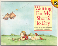Waiting For My Shorts To Dry by MIchelle Magorian